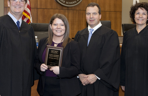 Global Lawyering Skills II Final Four Competition