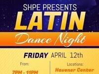 SHPE Latin Dance Night