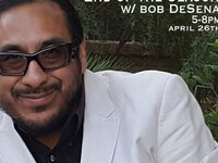Jazz in the Piazza RR Presents - Bob DeSena