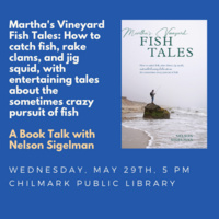 Book Talk: Martha's Vineyard Fish Tales