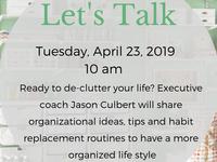Let's Talk (at the La Quinta Museum)
