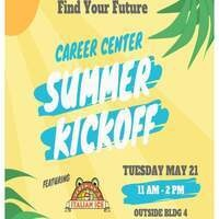 Career Center Summer Kickoff