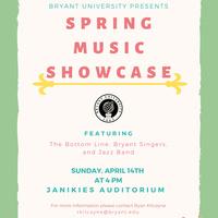 Spring Music Showcase