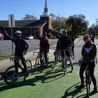 FSU Earth Month: Bike Ride to Black Dog on the Square