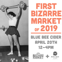First Bizarre Market of 2019!
