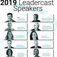 2019 Leadercast Cedar Valley