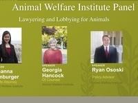 Animal Welfare Institute Panel