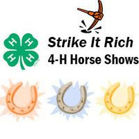 Strike it Rich 4-H Horse Show Summer Series- Copper