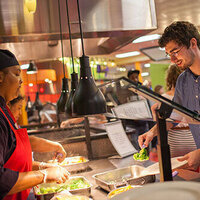 Dining Hall Opens for Returning Students