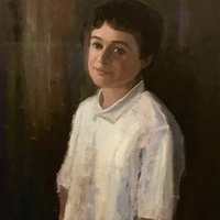 Spring Portrait Painting Workshop 2019 with Curney Nuffer