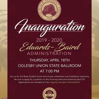 BSU Inauguration Ceremony