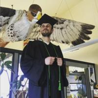 Graduation Green Cord pick up