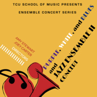 Ensemble Concert Series: TCU Vocal Jazz and Jazz II concert.