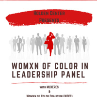 Womxn of Color in Leadership Panel