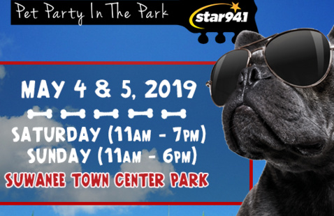 Star 94 Woofstock in the Park