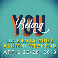 UC Santa Cruz welcomes Slugs back for Alumni Weekend