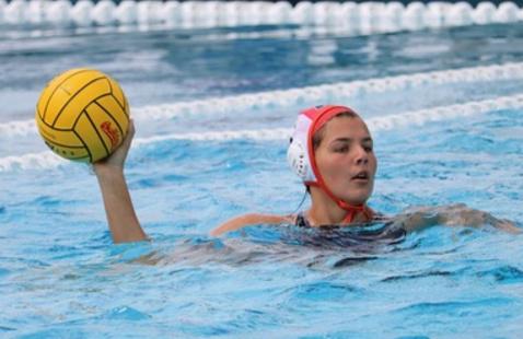 Women's Water Polo vs Santa Clara on Senior Day