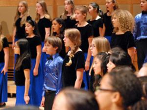 Strathmore Children's Chorus: Current Music