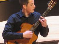 Paul Zimmerman, guitar - Junior Recital