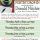 Poetry Drop-In
