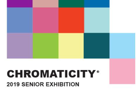 Chromaticity: Senior Exhibition Artists' Reception