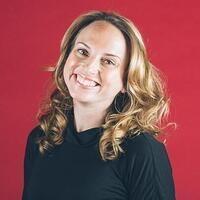 Pizza with Professional: Lauren Herrington '05