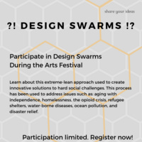 Design Swarms: Registration Open