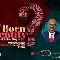 "BIAZO Conference - ""Born Identity"" Service"