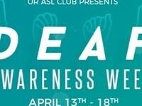 Deaf Awareness Week: Guest Speaker Lorne Farovitch