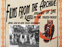 Films from the Archive: Movies of Life at Lasell in the 1920s-1930s