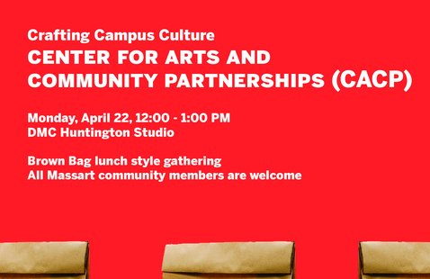 Departmental Highlight series: Center for Art and Community Partnerships (CACP)