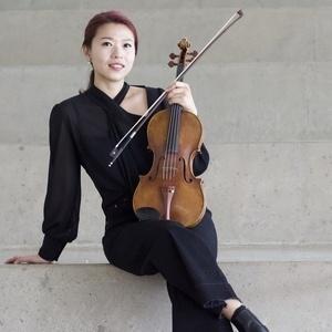 Faculty Artist Series: Yoobin Lee, viola