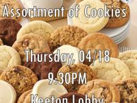 Study Break: Assorted Cookies