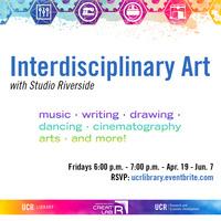 Interdisciplinary Art with Studio Riverside