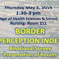 Border Perceptions Index-Results of a Binational Study