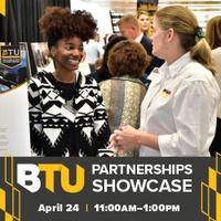 Towson University BTU Partnerships Showcase