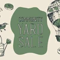 Student Activities Yard Sale & Outdoor Concert