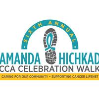 Sixth Annual Amanda Hichkad CCA Celebration Walk