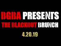 BGBA Presents: The Blackout Brunch