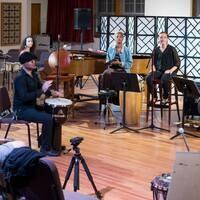 Jazz Ensemble & World Percussion Ensemble Spring Concert