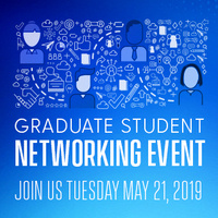 Graduate Student Networking Event