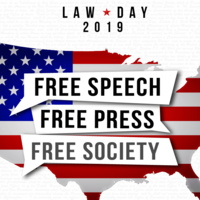 Little Free (Law) Library Unveiling for ABA Law Day