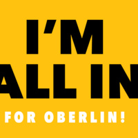 All in for Oberlin: Candy, Crafts, and A Cappella