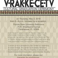 V-rak-ke-ce-tv Cultural Graduation Ceremony