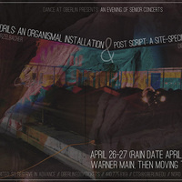 Symbiotic Tendrils: An Organismal Installation & Post Script: A Site-Specific Performance
