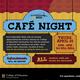 Bridge Cafe Night