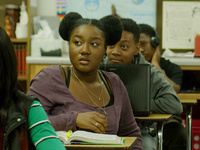 #BlackGirlhood film screening and Q&A w/ Prof. Dehanza Rogers