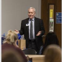 Dr.  William Wadley Retirement Reception