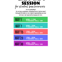 EXIT Info Session for Student Loan Borrowers