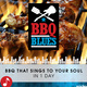 Hubbell Dining BBQ Blues Rib Dinner